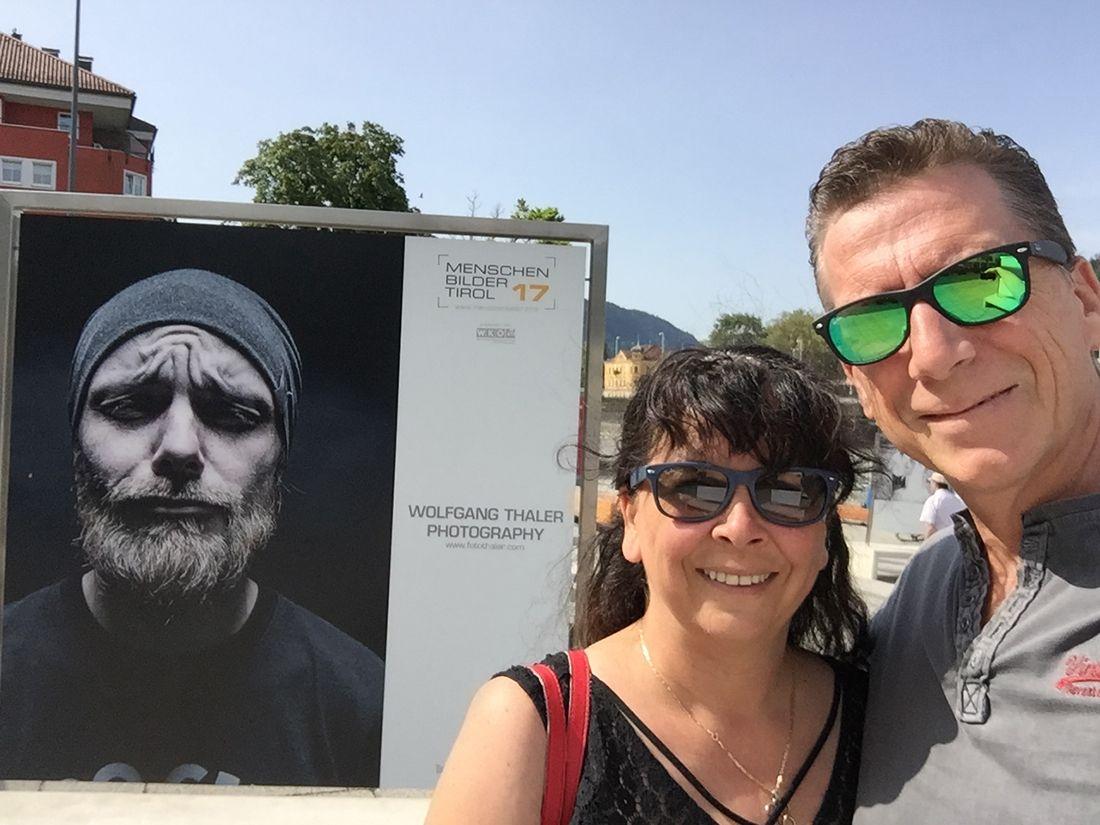 Ausstellung Menschenbilder 2017 in Kufstein