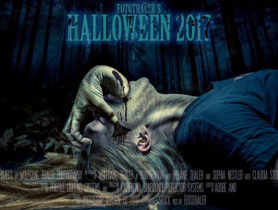 Halloween 2017 Plakat