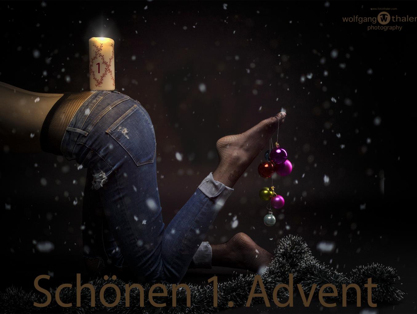 Schönen 1. Advent