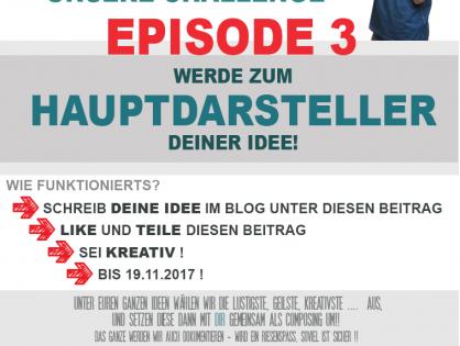 Ideen Wettbewerb - Episode 3