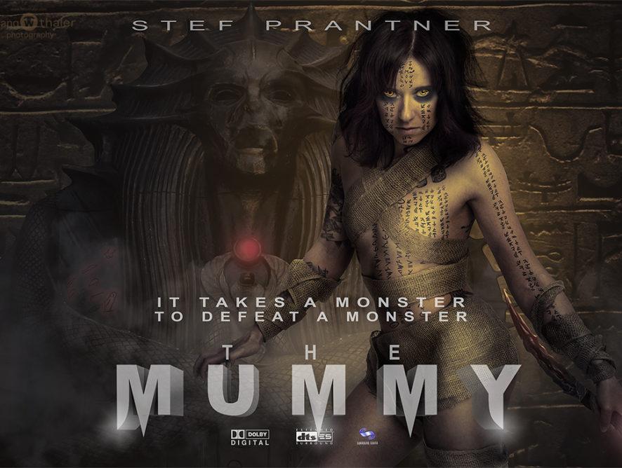 Stef – The Mummy
