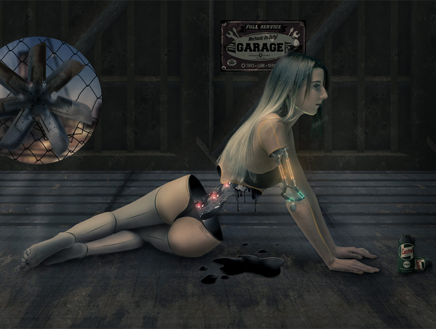 Laura Cyborg