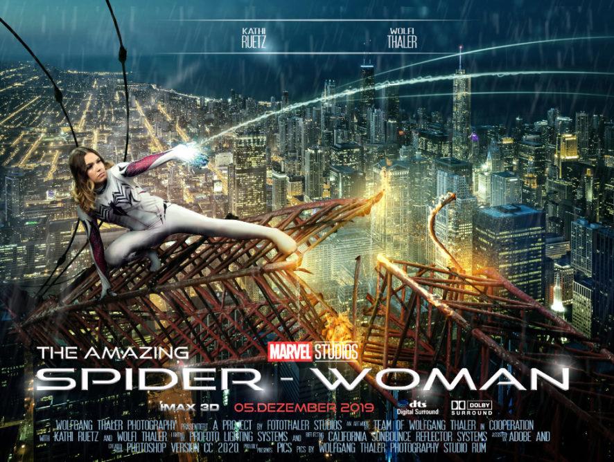 Kathi Spider Woman