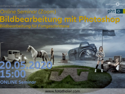 (PHT) Composing in Photoshop (Fortgeschrittene)