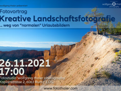 Kreative Landschaftsfotografie
